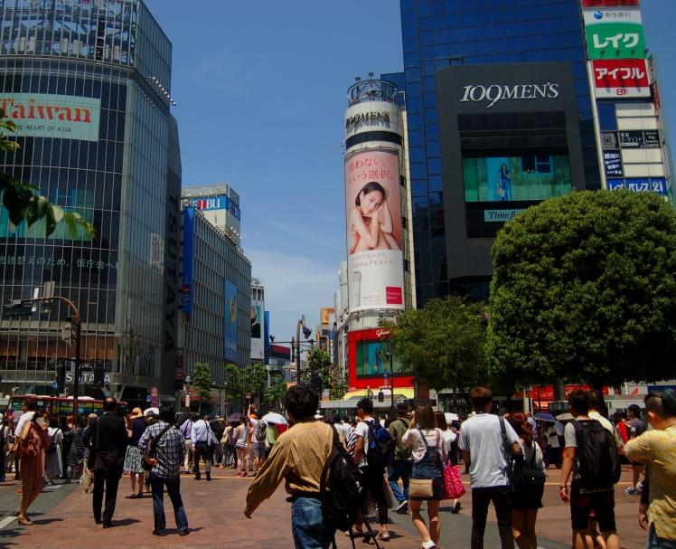 Shinjuku Crossing