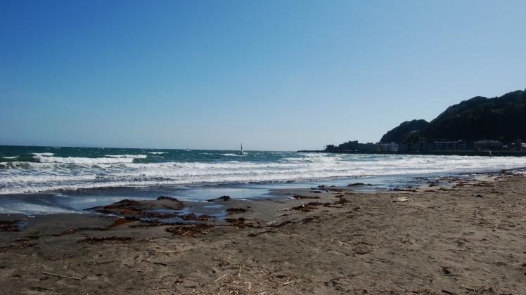 The Beach at Kamakura
